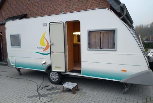 Caravan Knaus WoWa 4 Go in Hückelhoven huren van particulier