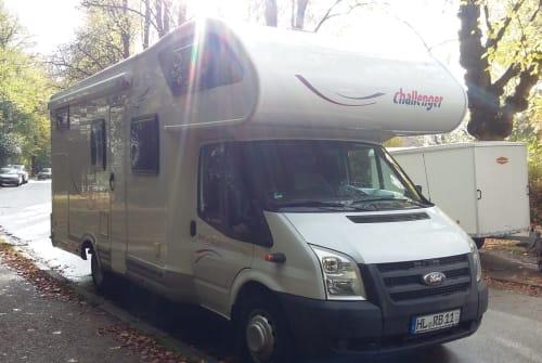 Alkoof Ford Campi in Lübeck huren van particulier
