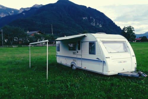 Caravan Adria MIROSERL in Staudach-Egerndach huren van particulier