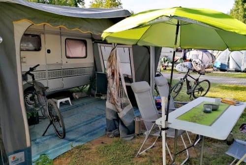 Caravan FENDT BIG DADDY in Traun huren van particulier