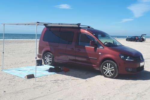 Overige VW Caddy Maxi DSG in Penzing huren van particulier