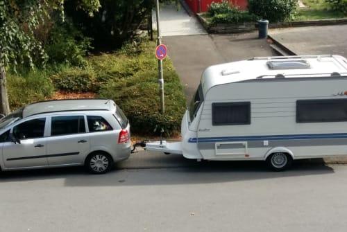 Caravan Hobby  Mimi in Heiligenhaus huren van particulier