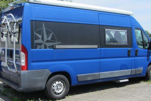 Buscamper Fiat Ducato Dixi in Künzelsau huren van particulier