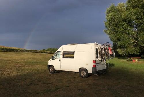 Buscamper Fiat Campuccino in Schwarzenbruck huren van particulier