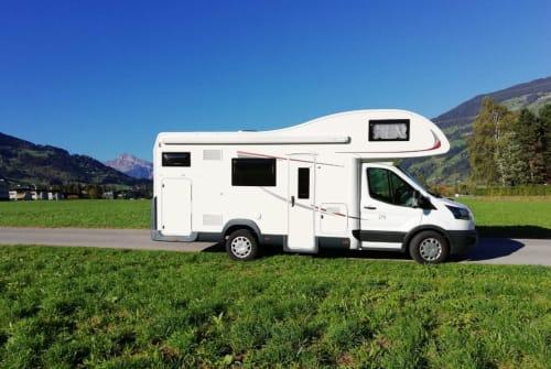 Alkoof Roller Team  Roll Nicki in Buch in Tirol huren van particulier