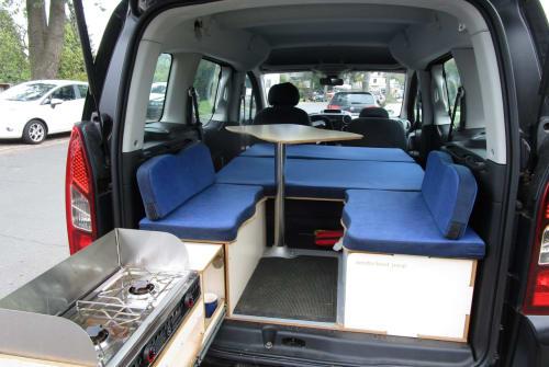 Overige Citroen Campmobil Bergo in Bremen huren van particulier