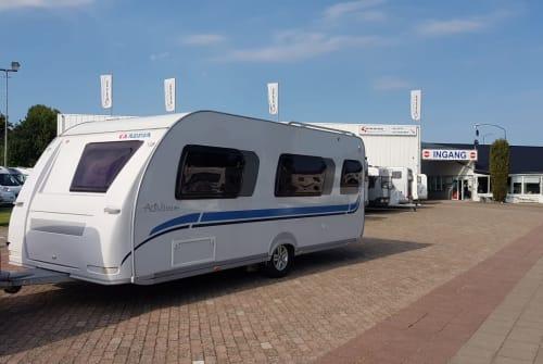 Caravan Adria Urlaubstraum in Viersen huren van particulier