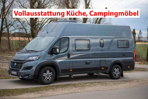 Buscamper Knaus Tatschi630 in Olching huren van particulier