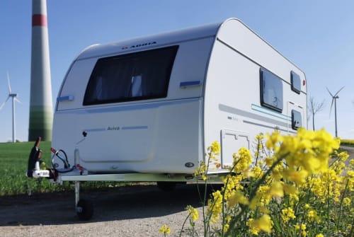 Caravan Adria Sunshine in Paderborn huren van particulier