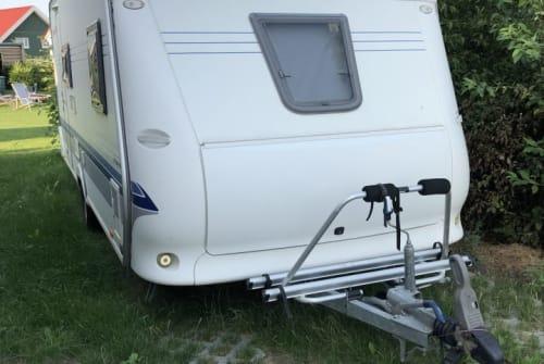 Caravan Hobby Hobby KMFE 500 in Dresden huren van particulier