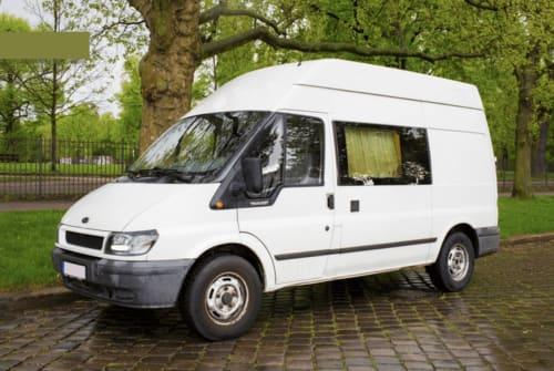 Buscamper Ford Ford Trsansit in Berlin huren van particulier
