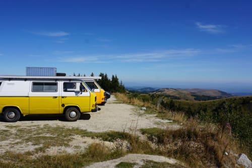 Kampeerbus VW Benno in Neschwitz huren van particulier