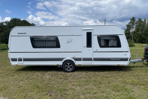 Caravan Dethleffs Teufl Camper in Wendelstein huren van particulier