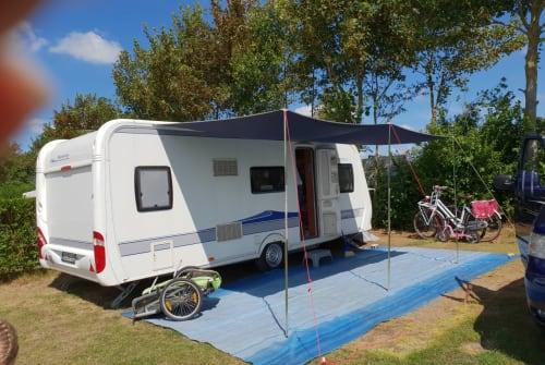 Caravan Hobby Hobby in Viersen huren van particulier