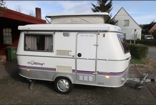 Caravan Eriba Touring Kalli in Flensburg huren van particulier