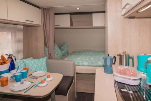 Caravan Caravelair Frigga in Martinsheim huren van particulier
