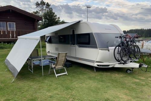 Caravan Hobby  Luxus Camper in Neumarkt in der Oberpfalz huren van particulier