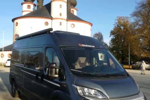 Buscamper Globecar Globi in Tirschenreuth huren van particulier