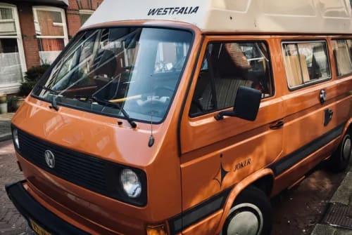 Kampeerbus VW Joker in Den Haag huren van particulier