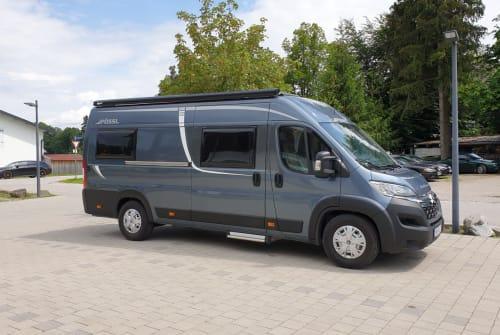 Buscamper Pössl Anderl in Waakirchen huren van particulier