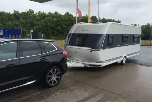 Caravan Hobby Feldmann1 in Solingen huren van particulier