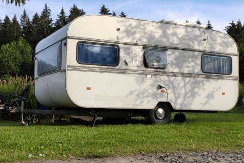 Caravan Knaus Wohni 2.1 in Bad Kleinen huren van particulier