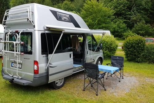 Kampeerbus Ford Kalli in Bad Homburg vor der Höhe huren van particulier