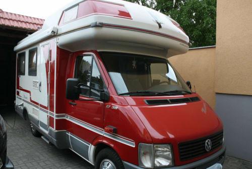 Alkoof VW  Schröder in Potsdam huren van particulier