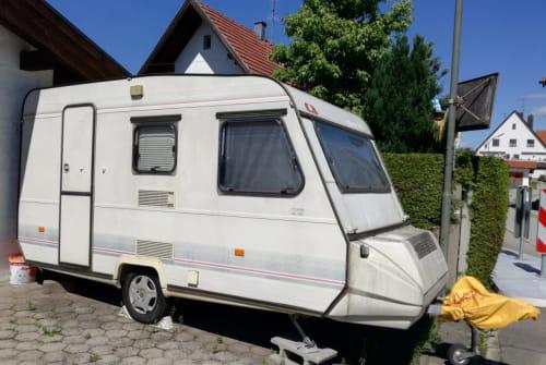 Caravan ADRIA Rolli in Aßling huren van particulier