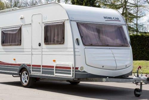 Caravan Home Car Racer in Lopik huren van particulier