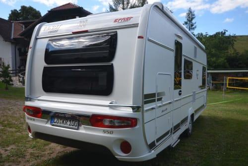 Caravan Fendt  Roadrunner in Kleines Wiesental huren van particulier