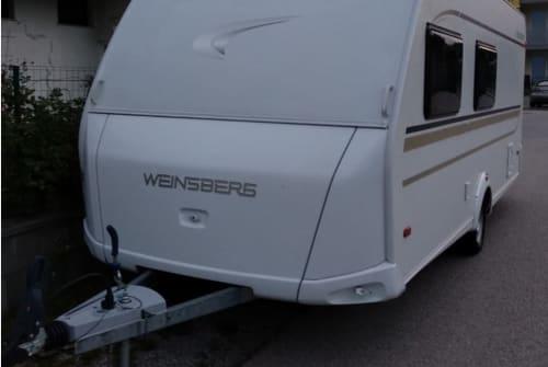 Caravan Weinsberg Weini in Eggendorf huren van particulier