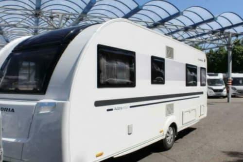 Caravan Adria  Sprotte in Ottendorf huren van particulier