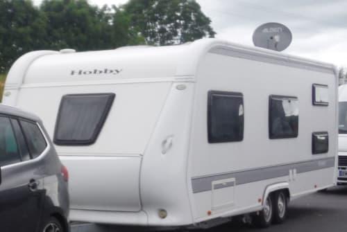 Caravan Hobby Hamachercamper in Jüchen huren van particulier
