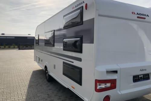 Caravan Adria Adria PK 613 in Giebelstadt huren van particulier