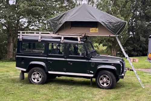 Overige Land Rover Defender 110 * in Kamerik huren van particulier