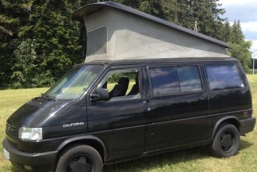 Kampeerbus vw  schwarzcamp in Bonndorf im Schwarzwald huren van particulier