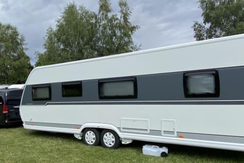 Caravan Hobby TT–Liner in Stadtroda huren van particulier