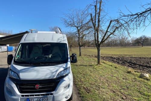 Buscamper Bürstner MandyVan  in Kehl huren van particulier