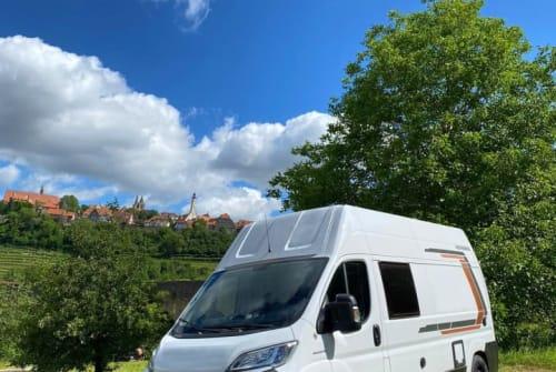 Buscamper Weinsberg Camper Seven in Rothenburg ob der Tauber huren van particulier