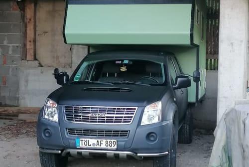 Overige Bimobil auf ISUZU DMAX  Husky in Schlehdorf huren van particulier