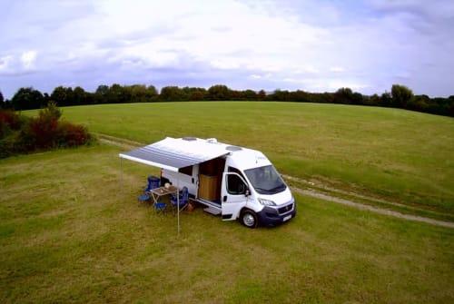Buscamper Weinsberg  Vince the Van in Herford huren van particulier