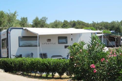 Caravan Knaus Lifestyle in Viersen huren van particulier