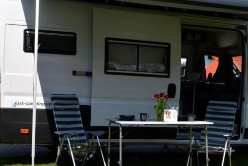 Buscamper Fiat JC-3001 in Goldkronach huren van particulier