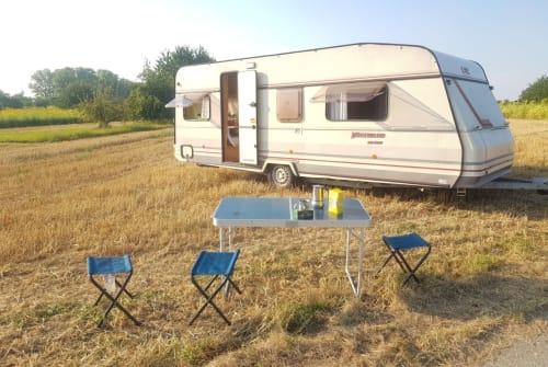 Caravan LMC Tiny Lena in Mannheim huren van particulier