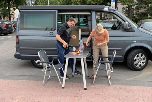 Kampeerbus VW VW T5 Californi in Berlin huren van particulier