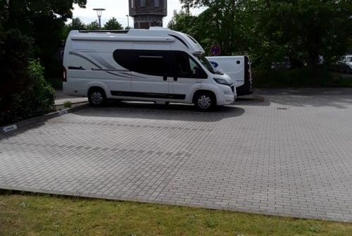 Buscamper Peugeot  Globe Traveler in Niebüll huren van particulier