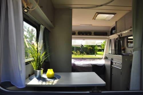 Caravan Delta Home from home in Dedemsvaart huren van particulier