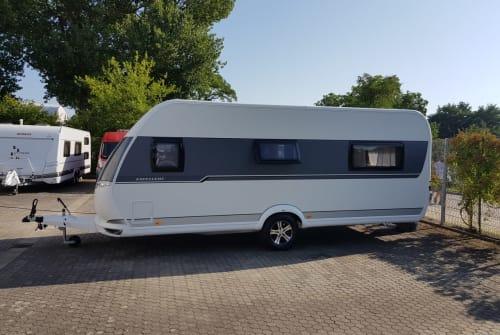 Caravan Hobby Hobby 560 in Wolnzach huren van particulier