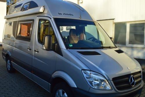 Buscamper La Strada SunCar2 in Wülfrath huren van particulier
